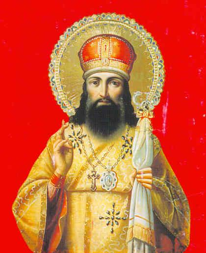 Святитель и чудотворец Тихон Задонский