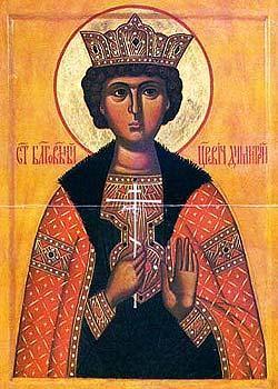 Святой благоверный царевич Димитрий Углический