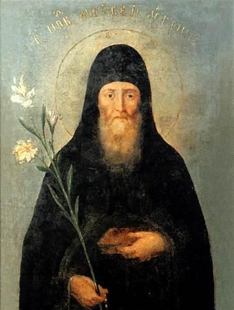 Преподобный Моисей Угрин, Печерский