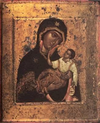 Муромская (Рязанская) Икона Божией Матери