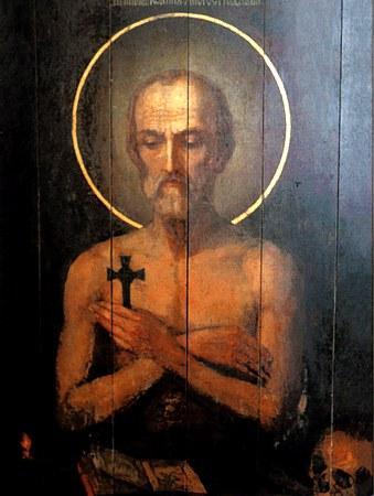 Преподобный Иоанн Многострадальный Печерский